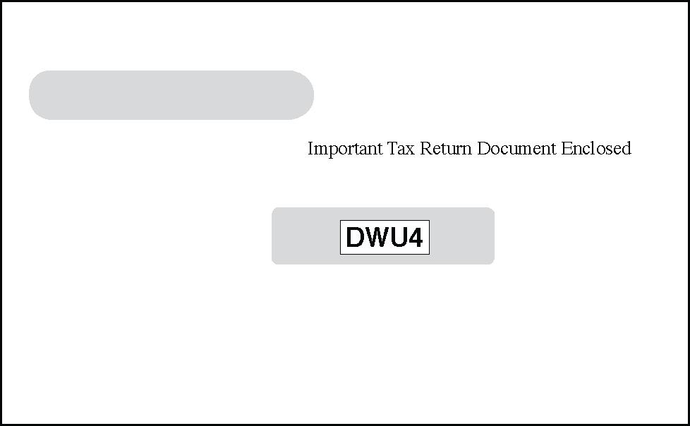 DWU4 Envelope